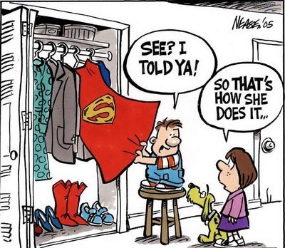 Supermom To The Rescue!